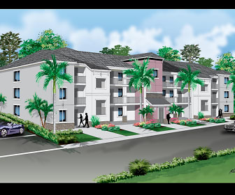 The Apartments at the Isles of Porto Vista, Diplomat, Cape Coral, FL