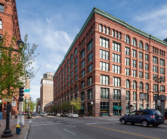 The Lofts at 1 Thousand, Lafayette Square, Saint Louis, MO