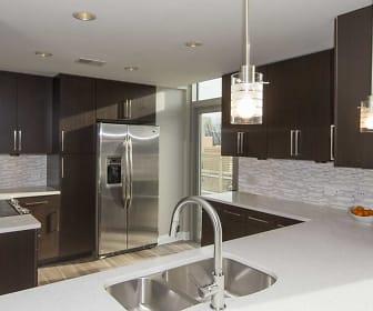 Bathroom, Gallery Bethesda Apartments