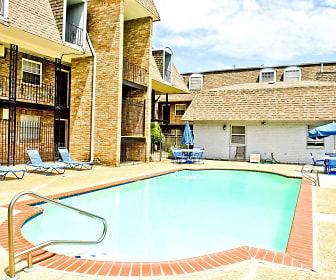 Exterior-Pool, Belle Oak Apartments