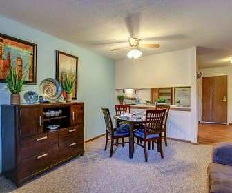 Dining Room, Parkside of Livonia - Independent Senior Living