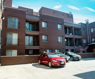408 E. Green Apartments, University of Illinois  Urbana Champaign, IL