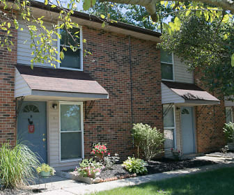 Steeplechase Townhomes, Lebanon, OH