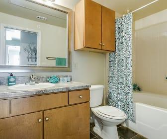 Bathroom, Constellation Ranch