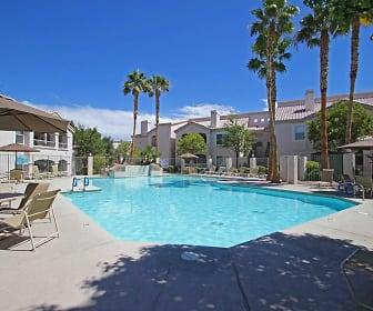 Estancia, Desert Shores, Las Vegas, NV