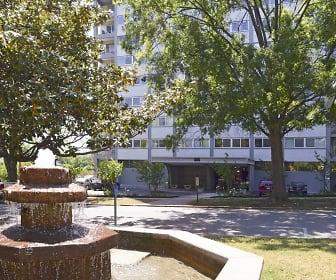 Senate Plaza, Allen University, SC