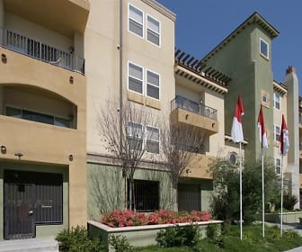 The Villagio Apartments, Calahan Community Charter, Northridge, CA