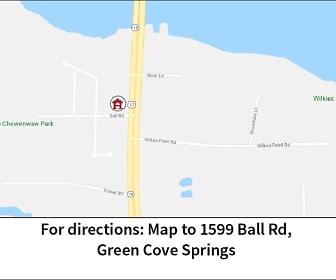 3054 Creek Village Lane, Florahome, FL