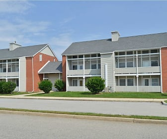 Governors Square Apartments, Dover Air Force Base, DE