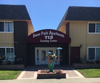 Dover Park Apartments, Fairfield, CA