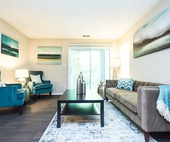 Living Room, Delta Crossing
