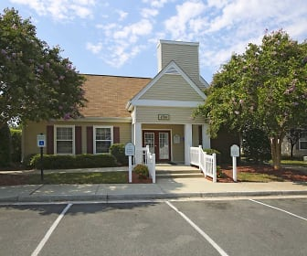 Leasing Office, Glenns At Millers Lane