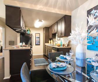 Kitchen, Terra Nova Villas