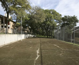 Basketball Court, Highcrest Apartments