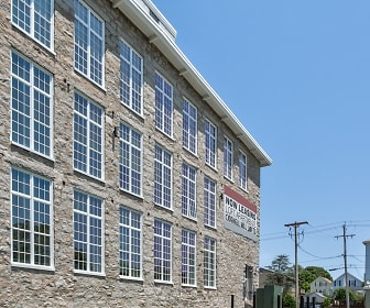 Cornell Mill Lofts, Rob Roy Academy Fall River Campus, MA