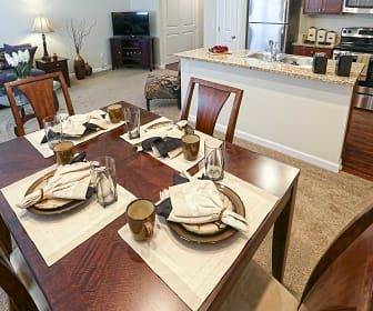 Dining Room, Townhomes At Pleasant Meadows