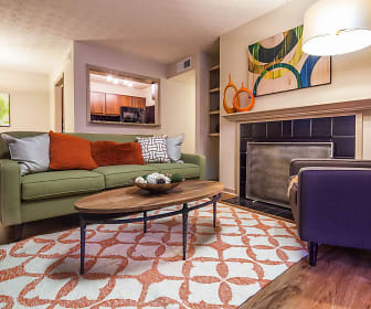 Living Room, Park 83 by Cortland