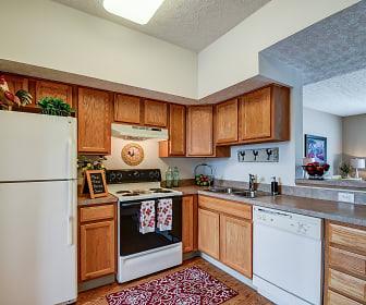 Kitchen, Parkway Village