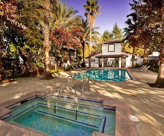 Refreshing Pool and Spa, Montecito Villas