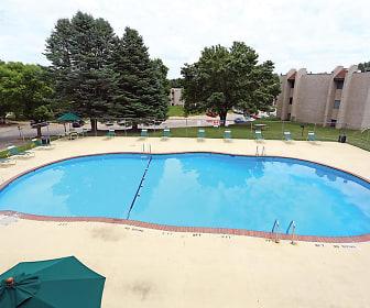 Sherwood Forest Apartments, Iowa Western Community College, IA