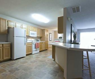 Kitchen, Boulder Ridge