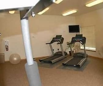 Fitness Weight Room, Remington Village