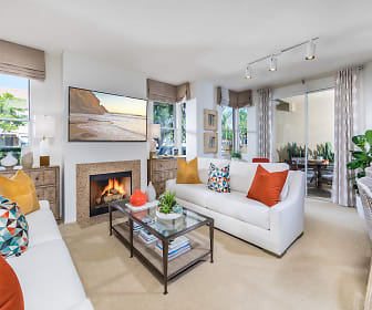 Living Room, San Carlo Villa