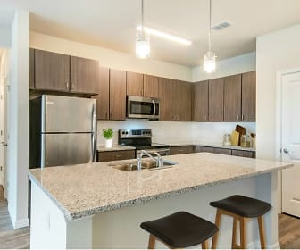 Kitchen, Aqua Palm Bay
