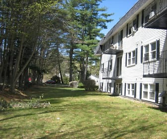Building, Jaffwood Apartments
