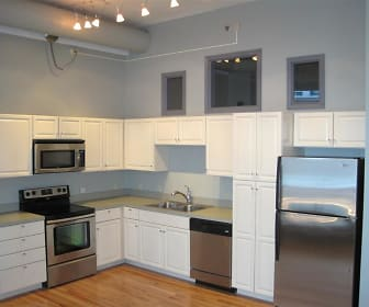 Kitchen, East Fourth Street Neighborhood