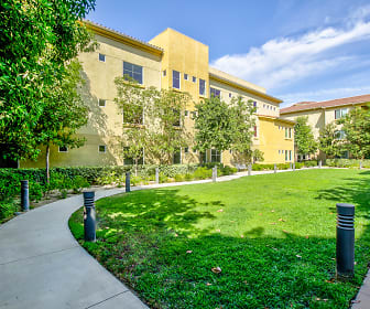 Building, Tesoro Senior Apartments