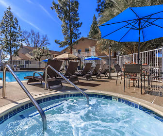 Pool, Creekside Meadows Apartments
