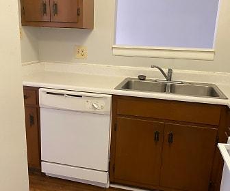 Kitchen, Oakleaf