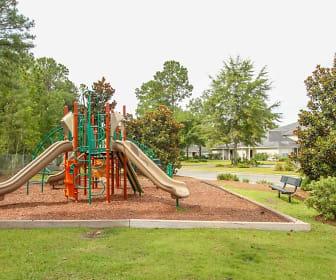 Playground, Wyngrove Apartments
