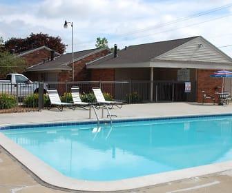 Pool, Van Buren Estates