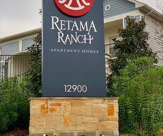 Community Signage, Retama Ranch