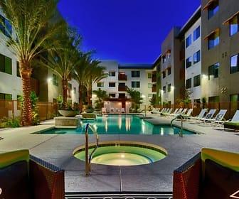 Pool, Cactus 42 Apartments