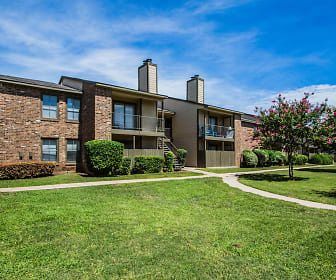 Remington Apartments, Hay Branch Elementary School, Killeen, TX