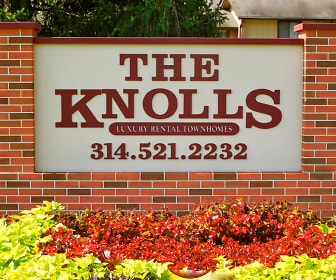 The Knolls Townhomes, Sun Valley, Jennings, MO