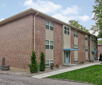 Village Gardens Apartments, Eastgate 6th Grade Center, Kansas City, MO
