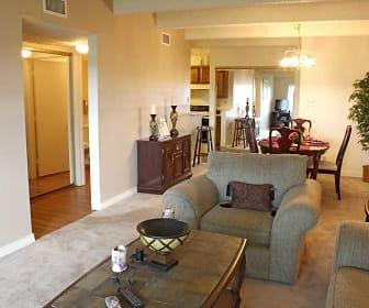 Living Room, Los Altos Towers