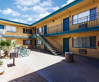 Palm Shadows Apartments, University of Arizona, AZ