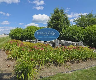 Waters Edge Apartments, Fort Atkinson, WI