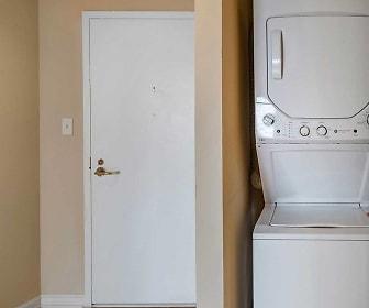 washroom featuring washer / dryer, Avalon Grosvenor Tower