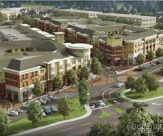 Brick Row, St Paul The Apostle School, Richardson, TX