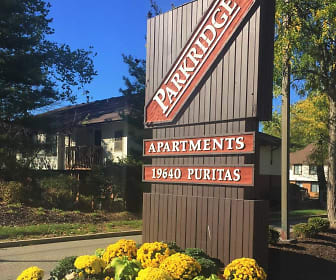 Parkridge Apartments, Brookpark, OH