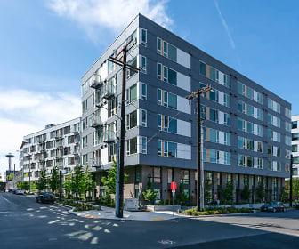 Cascade Apartments, South Lake Union, Seattle, WA
