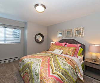 Bedroom, Pavilion Apartment Homes