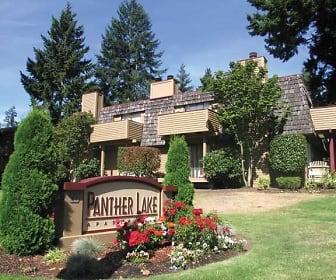 Panther Lake, Panther Lake Elementary School, Federal Way, WA