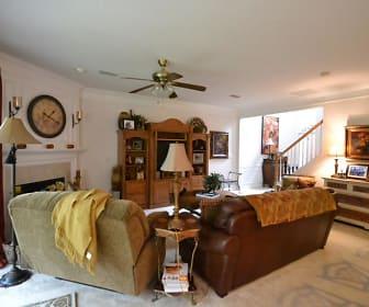 Living Room, 11143 Castlemain Cir S